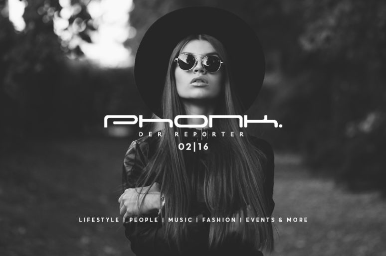 Phonk 02 16 – Das Magazin
