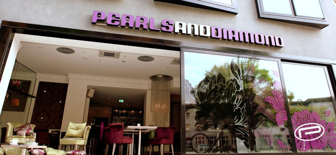 PEARLS AND DIAMOND – Ein Ort für Genießer