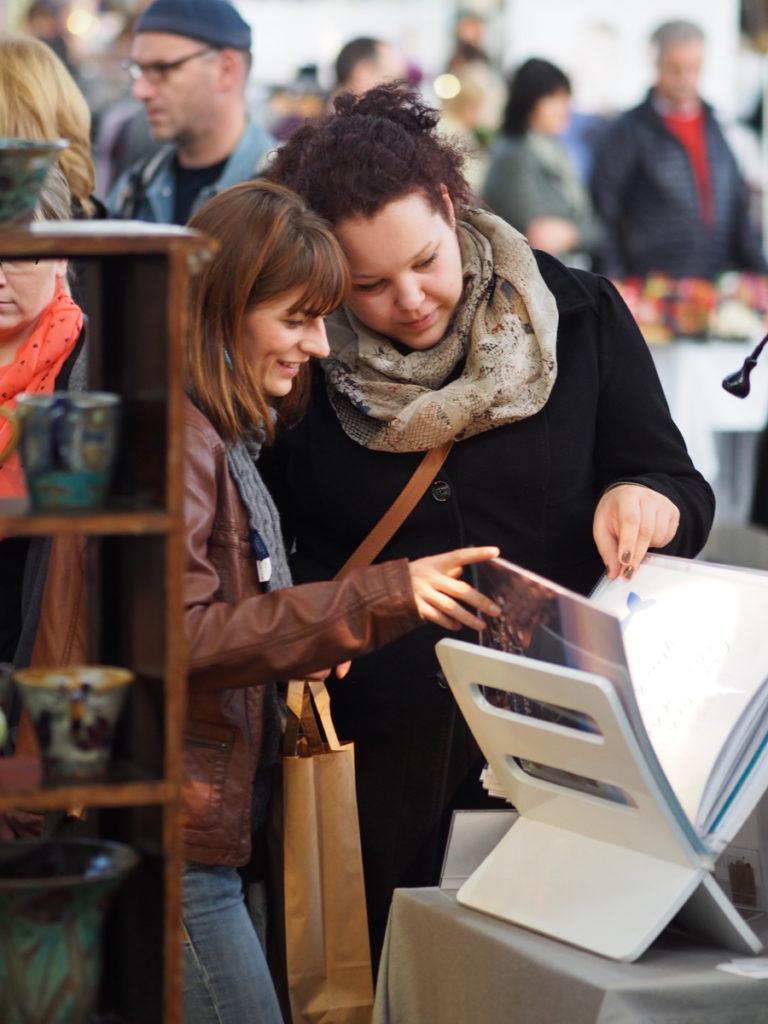Phonk - Handgemacht Kreativmarkt Heilbronn (Besucher)