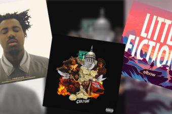 Audio mit Migos, Sampha und elbow – Neue Musik im März 2017