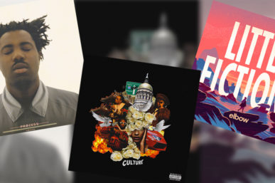 Audio mit Migos, Sampha und elbow – CD-Reviews im März 2017