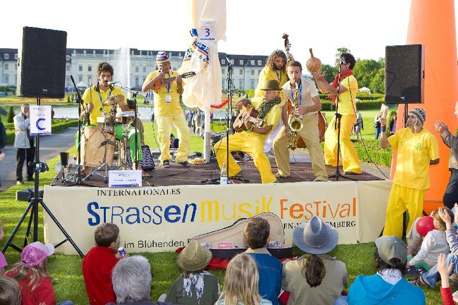 Phonk - Blühendes Barock (Straßenmusikfestival)