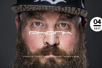 Jetzt online: Phonk 04|17 – Das Magazin