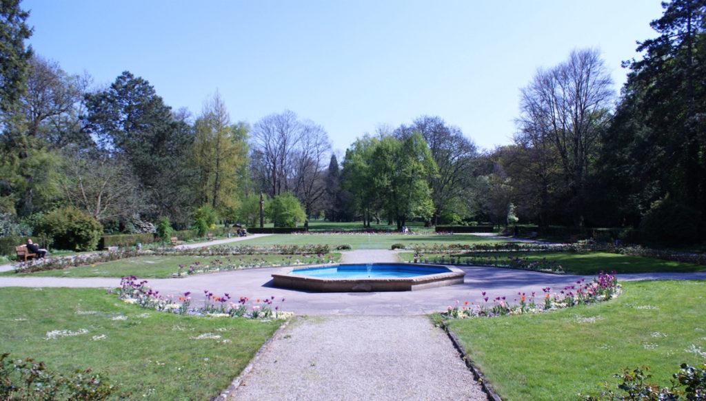 Parks in Heilbronn - Pfühlpark