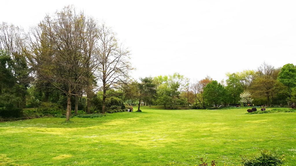 Parks in Heilbronn - Wertwiese