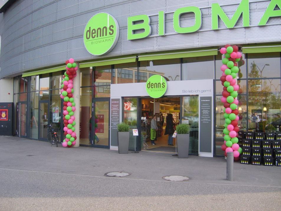 Bioladen in Heilbronn - Titel
