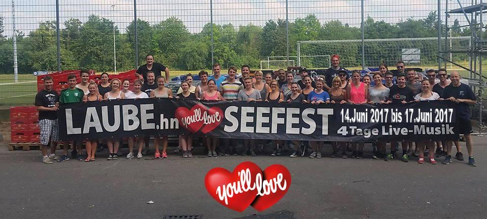Heilbronn im Juni 2017 - Seefest 2017