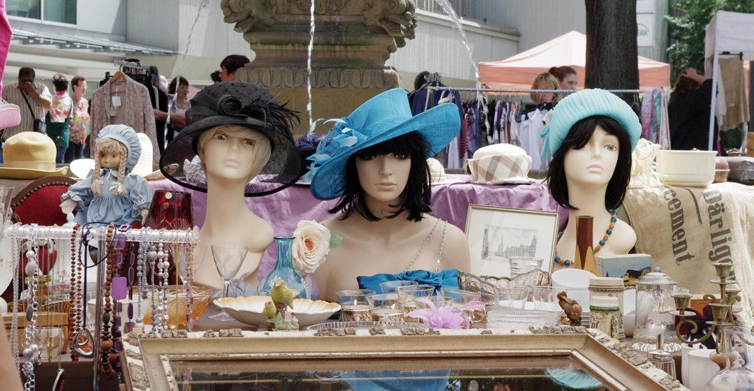 City-Flohmarkt Heilbronn (Mode)
