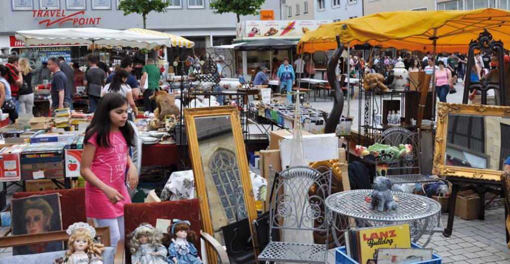 City-Flohmarkt Heilbronn (Titel)