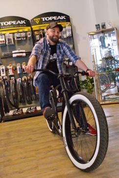 Coboc E-Bikes bei Fahr-Rad Heilbronn (Engin Cakir)