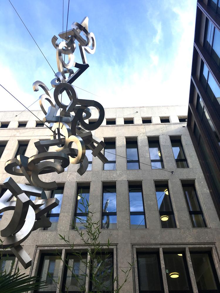 Moderne Architektur in Heilbronn - Heilbronner Bankhaus 2