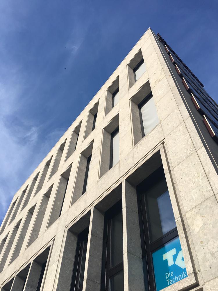 Moderne Architektur in Heilbronn - Heilbronner Bankhaus