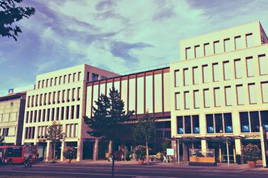Heilbronns modernste architektonische Meisterwerke