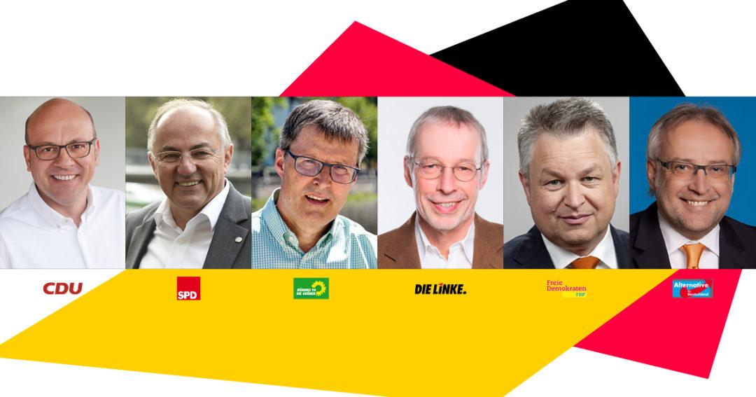 Bundestagswahl 2017 in Heilbronn - Titel