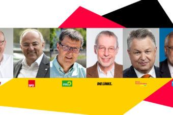 Bundestagswahl 2017 – DEINE Stimme, DEINE Fragen