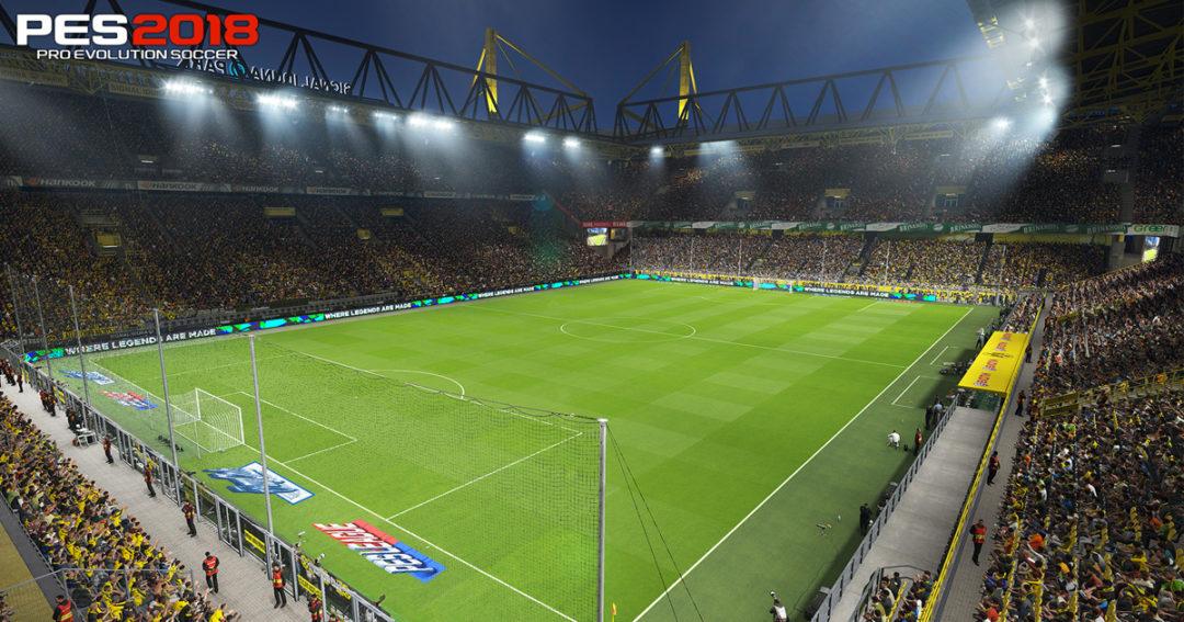 PES 2018 - BVB Borussia Dortmund (Signal-Iduna-Park)