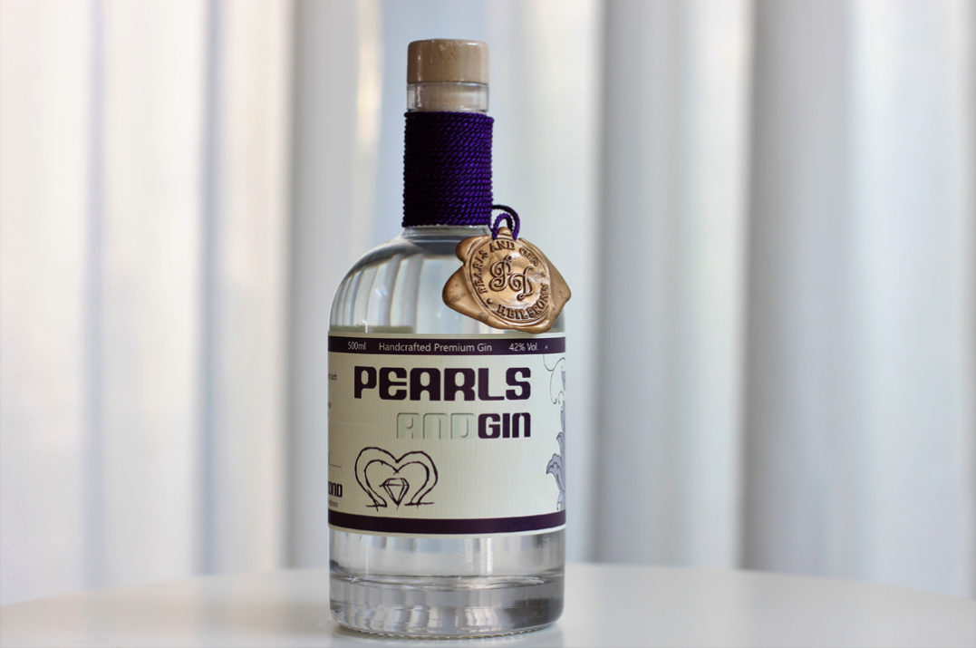 Gin aus Heilbronn – PEARLS AND GIN (PEARLS AND DIAMOND)