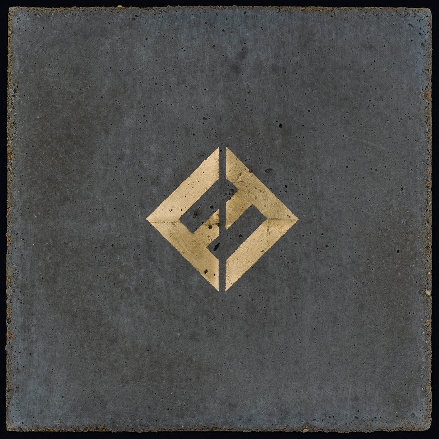 Neue Musik im Oktober 2017 (Foo Fighters - Concrete and Gold)