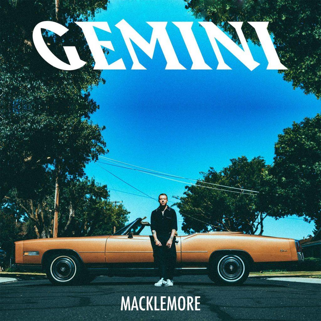 Neue Musik im Oktober 2017 (Macklemore - GEMINI)