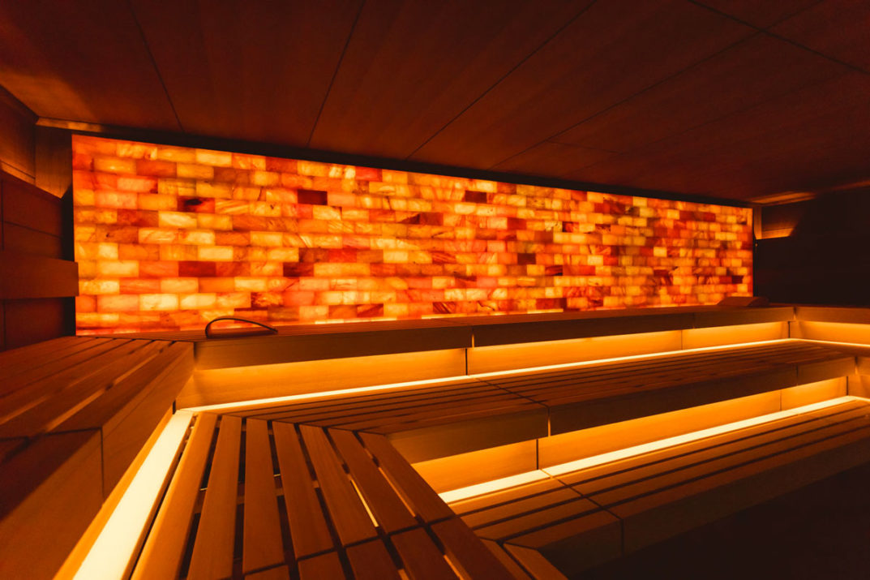 Dampfbad und Sauna in Heilbronn - Soleo Salzsauna