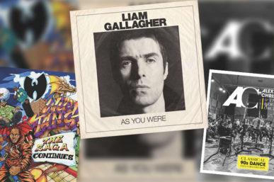 Audio: Liam Gallagher, Wu-Tang und Alex Christensen