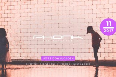 Jetzt downloaden: Phonk 11.17 – Das Magazin