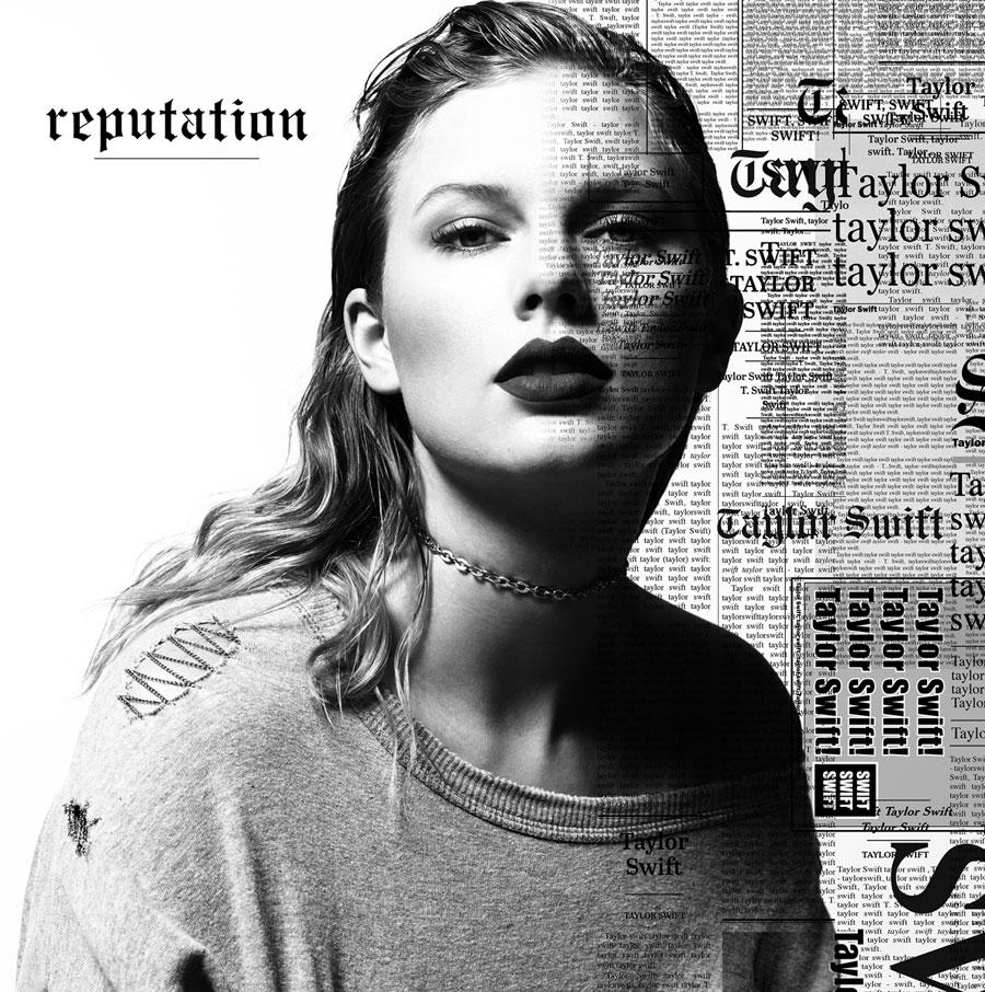Neue Musik im Dezember 2017 (Taylor Swift - reputation)