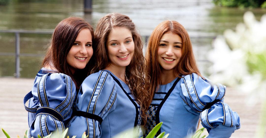 Käthchen von Heilbronn - Käthchenwahl 2018 (Corinna Hotzy, Vanessa Stockbauer, Lea Marino)