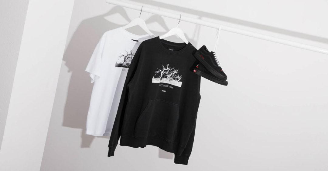 Coutié Streetwear Stuttgart - Post Mortem Kollektion 2018