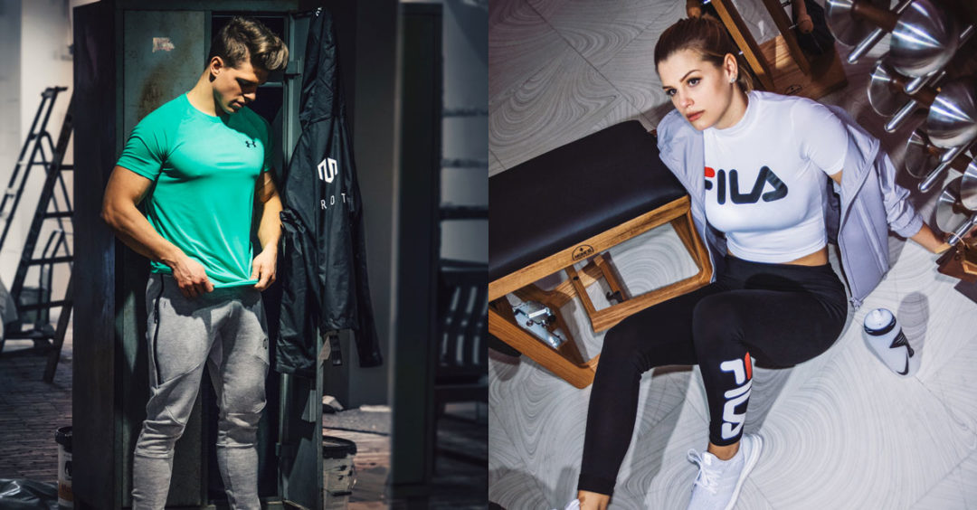 Fitness-Fashion 2018