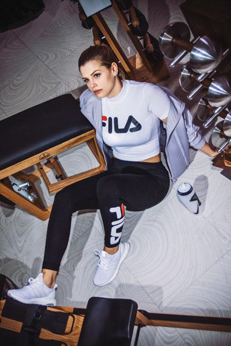 Fitness-Fashion 2018 - Mädels