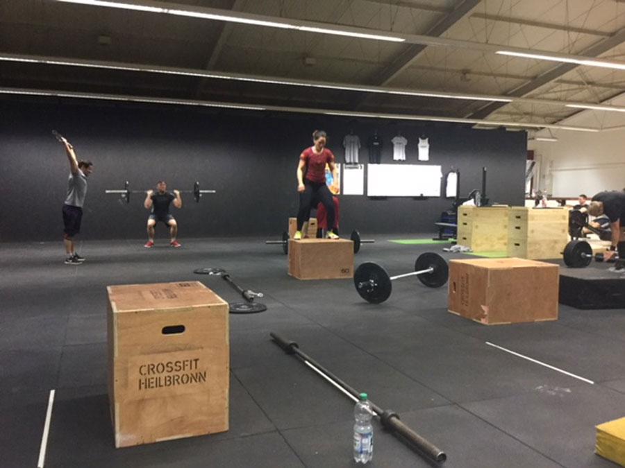 Fitnessstudios in Heilbronn - CrossFit Heilbronn (1)
