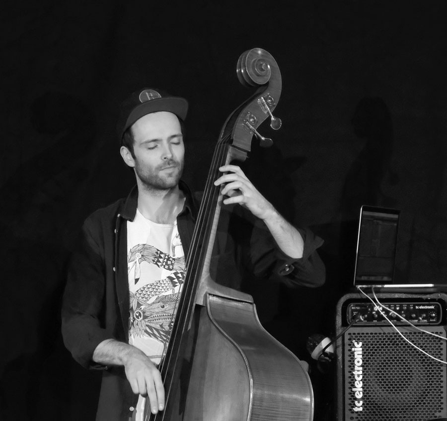 K2acht Heilbronn - Vernissage Jamsessions (Klaus Schaeffer 3)