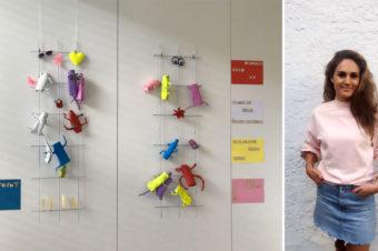 Die Pestalozzischule Neckarsulm präsentiert Recyclingkunst
