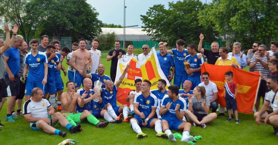 Interview Aramäer Heilbronn - Landesliga 2018 2019