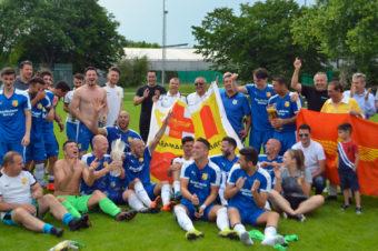 Aramäer Heilbronn – Zurück in der Landesliga
