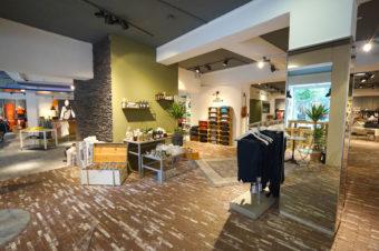 Deutschlands erster Sport-Concept-Store