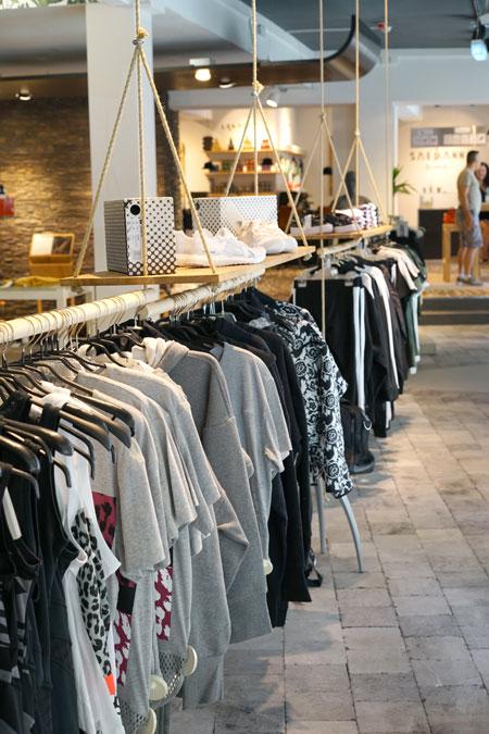 Saemann Sportkultur Heilbronn - Concept Store (Bekleidung)