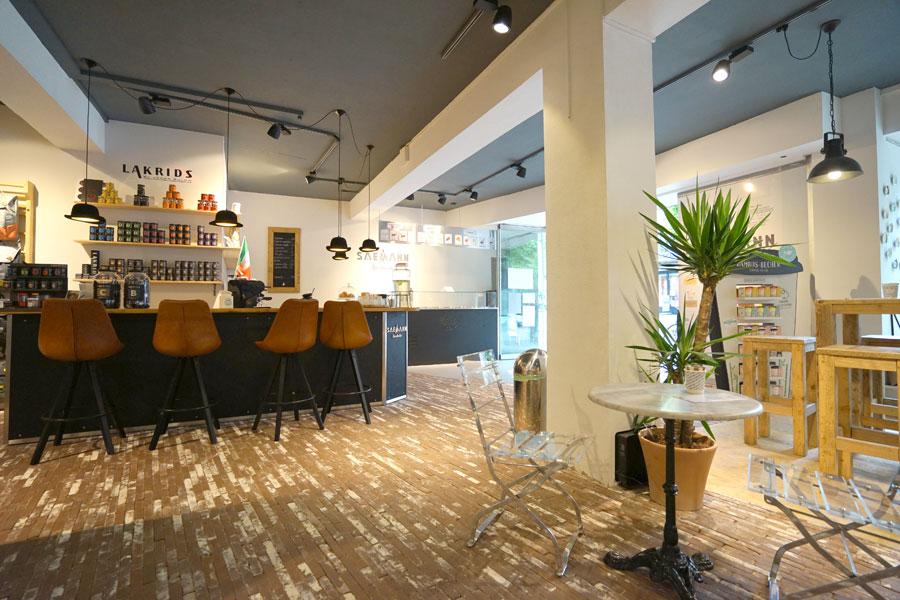 Saemann Sportkultur Heilbronn - Concept Store (Kaffeebar)