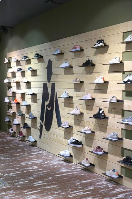 Saemann Sportkultur Heilbronn - Concept Store (Sneakers)
