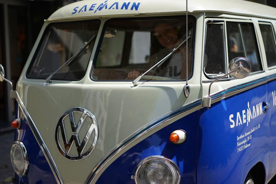 Saemann Sportkultur Heilbronn - Concept Store (VW-Bulli)