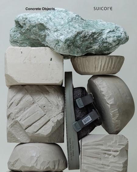 Samuel Ross x Suicoke - Concrete Objects 3