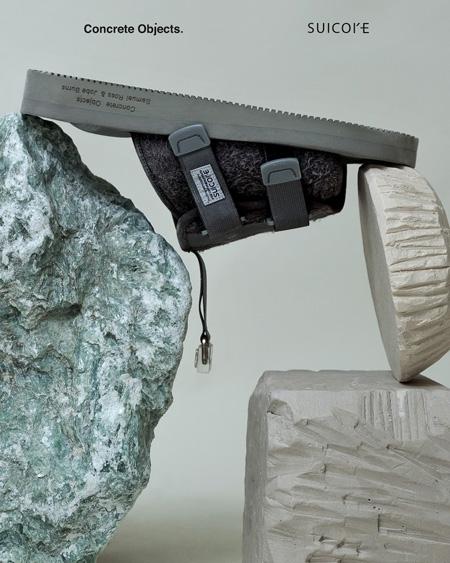 Samuel Ross x Suicoke - Concrete Objects 4