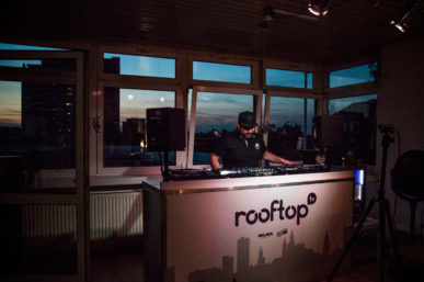 Behind The Beats – Rooftop.tv
