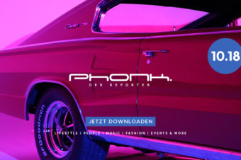 Jetzt downloaden: Phonk 10.18 – Das Magazin