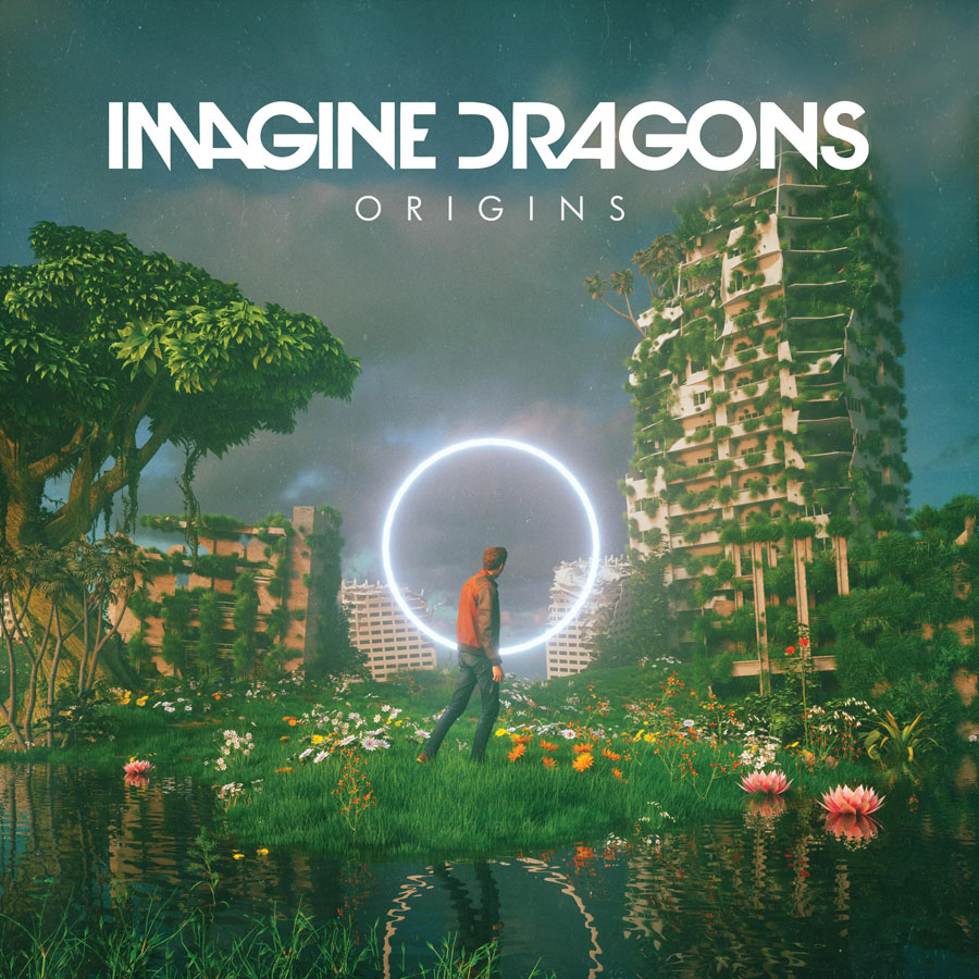 Neue Musik im Dezember 2018 (Imagine Dragons - Origins)