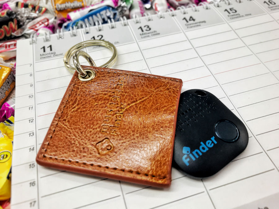 musegear finder - Bluetooth Tracker 2
