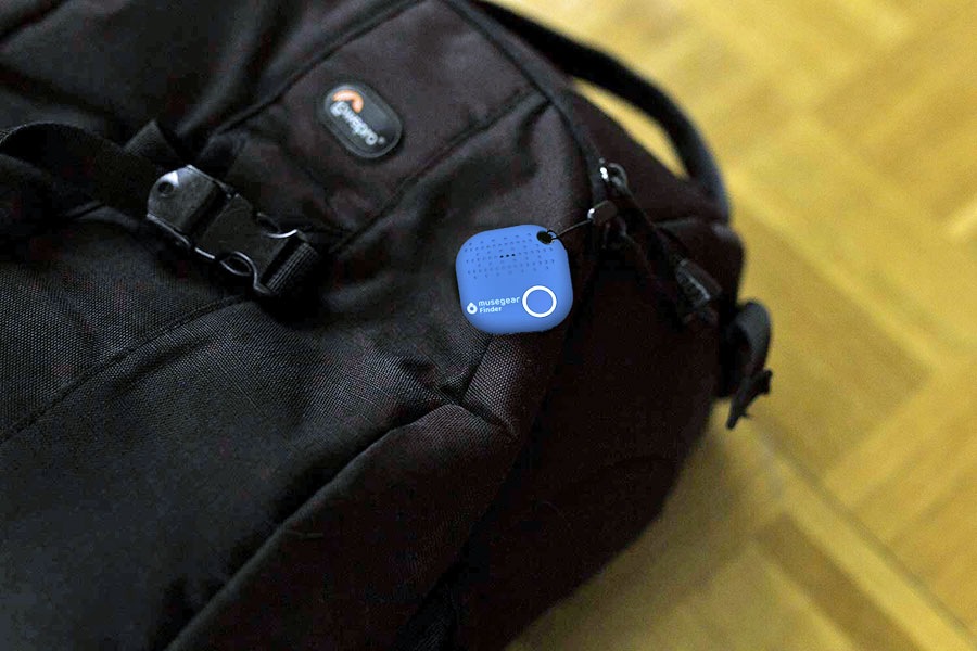musegear finder - Bluetooth Tracker 3