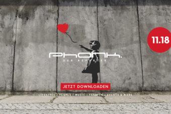 Jetzt downloaden: Phonk 11.18 – Das Magazin