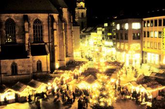 Heilbronner Weihnachtsmarkt – Zwischen Tradition und Moderne